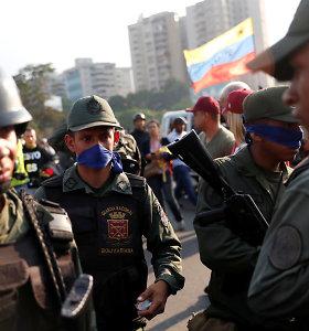"""Švedija paskelbė organizavusi """"kertiniųveikėjų"""" susitikimą dėl Venesuelos krizės"""