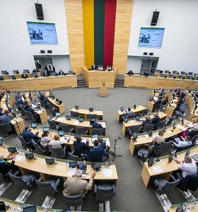 Seimas patvirtino PSDF biudžetą