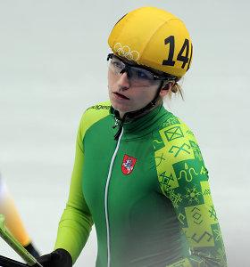 Liūdna žinia: traumą patyrusi Agnė Sereikaitė traukiasi iš kovos dėl olimpinio kelialapio