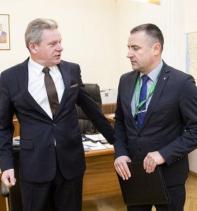 Ministras: žalios rodyklės metams galės grįžti į Lietuvos gatves jau poryt