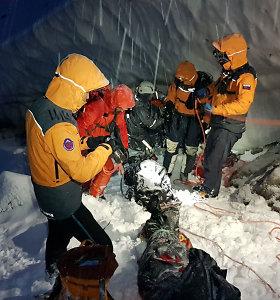 Slovakijos Aukštuosiuose Tatruose žuvo du alpinistai iš Ukrainos