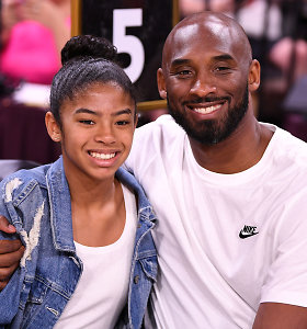 Žuvusi 13-metė Kobe Bryanto dukra – iš tėčio talentą paveldėjusi perspektyvi krepšininkė