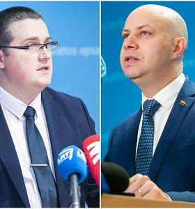 Atsistatydinęs S.Malinauskas patylėti neketina: įpėdiniai leidžia sklisti nepatikrintoms žinioms