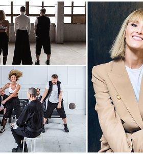 """""""The Roop"""" šokėjai Miglei į """"Eurovizijos"""" sceną siūloma lipti su """"tapkėmis"""" iš svarovskių"""
