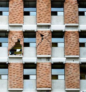 Prie Kosta Rikos ir Panamos sienos įvyko stiprus žemės drebėjimas, tikėtinadidelėžala