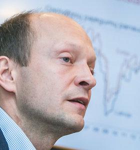 """""""Swedbank"""" piešia dar šviesesnę ateitį ir tikina, kad Lietuva iššūkiams pasiruošusi"""