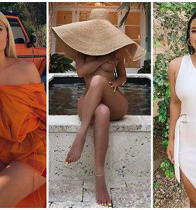 """Atvira Kylie Jenner nuotrauka įpykdė """"Youtube"""" žvaigždę: apkaltino plagijavimu"""
