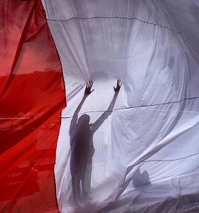 Lenkijos Seimo vicepirmininkė: tikimės, kad Lietuva ras sprendimų dėl Lietuvos lenkų švietimo