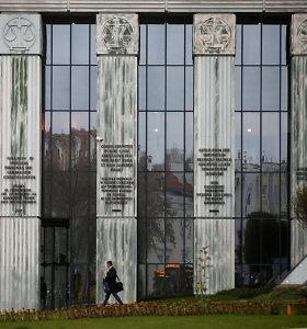 Griežčiausio ES teismo smūgio Lenkijai nesulaukta: reformą vertins patys teisėjai