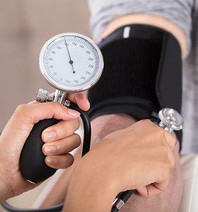 Kaip patikrinti savo kraujospūdį? - Hipertenzija - 2020