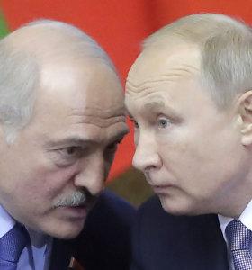 A.Lukašenka: Baltarusija ir Rusija turėtų pasirūpinti savo saugumu per NATO pratybas