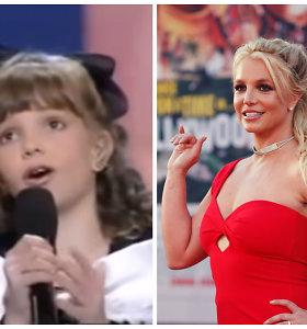 Britney Spears balso pokyčiai stebina tūkstančius: nuo 10-metės pasirodymo šiurpsta oda