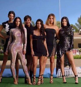 Kiek uždirba kiekviena iš Kardashian-Jenner sesių ir kas joms krauna milijonus?