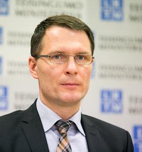 E.Jankevičius: teisingumo vykdymas užtrunka per ilgai, bus siūloma perskirstyti darbo krūvius