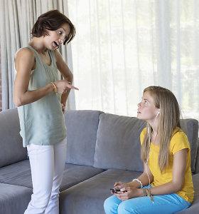 Kodėl paaugliai nesusikalba su savo tėvais? Specialistės – apie vaikų teises ir pareigas