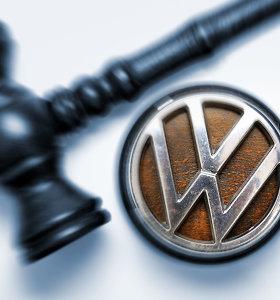"""Pavojaus varpai """"Volkswagen"""" koncernui: investuotojai reikalauja padengti 9 milijardų eurų nuostolius"""