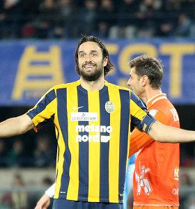 """Serie A"" legenda Luca Toni baigia karjerą"