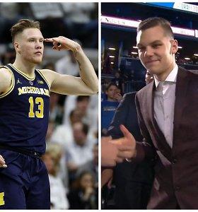 NBA vasaros lyga: kada debiutuos pašaukti lietuviai?