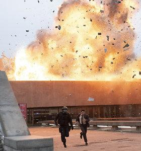 """Kino kritiko įspūdis apie """"Tenet"""": įspūdingas, bet painus filmas galvosūkis. Ar jau matėte?"""
