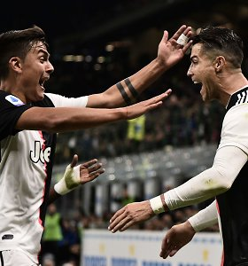 """Italijos derbyje – dramatiškas mūšis ir """"Juventus"""" triumfas"""