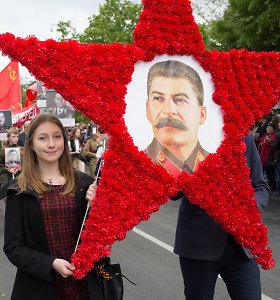 Apklausa: pusė Rusijos jaunimo nieko nežino apie Josifo Stalino represijas