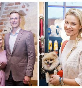 Robertas ir Vilma Javtokai po bankroto atidarė naują restoraną: vadovauja prieš pusmetį pagimdžiusi žmona