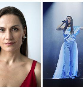 Prieš pavasario koncertus Jurga Šeduikytė pristato naują dainą: pasiklausykite