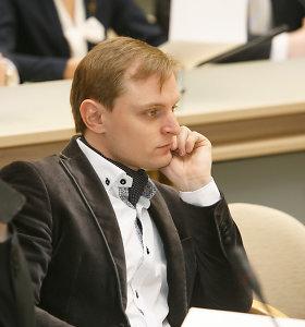 VRK panaikino solisto L.Mikalausko mandatą Kauno miesto taryboje