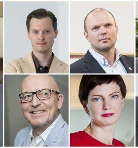 LRT rinks generalinį direktorių: skelbia devynis kandidatus