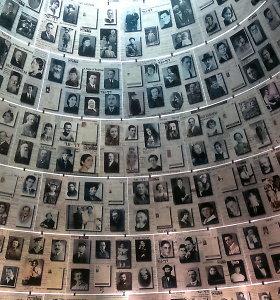 Izraelio Holokausto memorialas giria Lenkijos planus pataisyti kontroversišką įstatymą