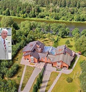 A.Šleževičiaus namo Valakampiuose kaina sumažinta 700 tūkst. eurų