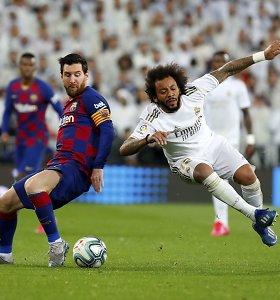 Jei sezonas nebus pratęstas, Ispanijos futbolas praras beveik milijardą eurų