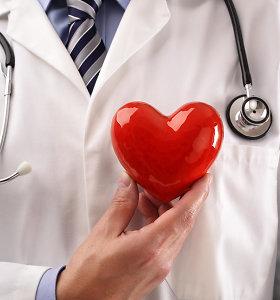 """""""Mokslininkai – mokykloms"""": kodėl plaka žmogaus širdis?"""