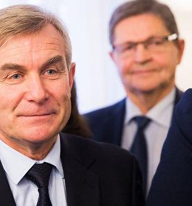 V.Pranckietis: Darbo kodekso pataisų Seimas antradienį nesvarstys