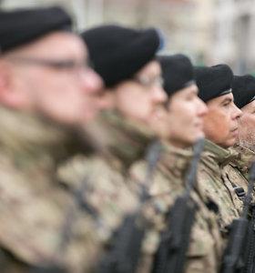 ES stiprinant kontrolę, Lietuvos šauliams ir savanoriams paliekama teisė į pusiau automatinius ginklus