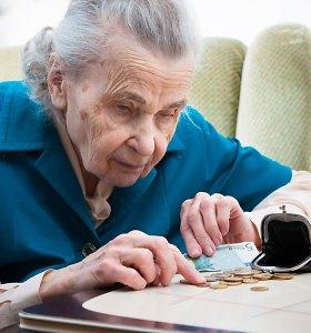 Pensijos kaupimu siūlo rūpintis patiems: nusiteikite ilgiems darbo metams