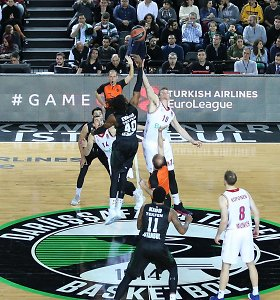 """Ant Eurolygos supykusi """"Daruššafaka"""" sukasi į FIBA pusę: svarsto pereiti į Čempionų lygą"""