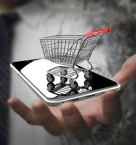 """Planuojate prekiauti internete? Ekspertai pataria pirma """"pasimatuoti"""" el. parduotuvę"""