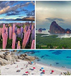 5 turistų numylėtos vietos, kurios lankytojų neįsileis bent iki 2021-ųjų