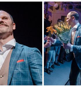 """40-ąjį gimtadienį aktorius Audrius Bružas sutiko teatro scenoje: """"Jutau jaudulį"""""""