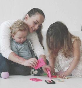 I.Puzaraitė-Žvagulienė jungiasi prie iniciatyvos apsaugoti vaikus nuo žaibiškos ligos