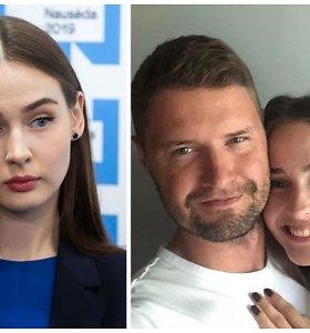 Lina Svidinskaitė taip pat nebeslepia jausmų Mykolui Majauskui: viešai deklaravo santykius