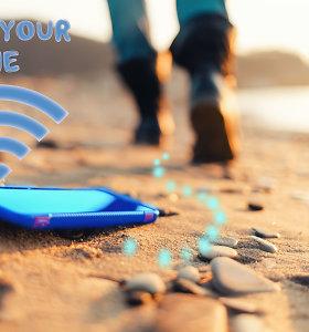 Ką daryti, kad nepamestumėte telefono ir veiksmai, kuriuos būtina skubiai atlikti jį praradus