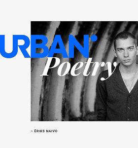 Naujos poezijos perspektyvos: Ēriks Naivo apie kuratorius, kurie geria migdomuosius