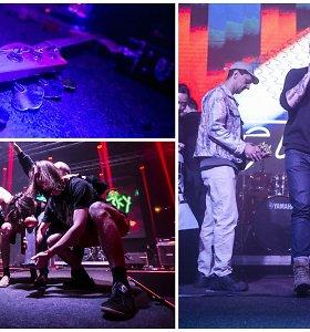 Išdalinti T.Ė.T.Ė. alternatyvios muzikos apdovanojimai: renginio metu pagerbta ir Nelly Paltinienė