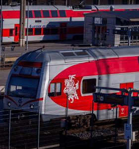 Tarp Kauno ir Vilniaus riedės du nauji traukinių ekspresai dieną, ir vienas naktinis traukinys