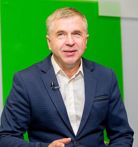 Klimatologas Arūnas Bukantis siūlo pratintis prie orų permainų: Lietuvoje vis dažniau grumsis šiaurė ir pietūs