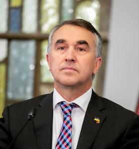 """Petras Auštrevičius: Blogiau nebus? Naujo """"dialogo"""" su Baltarusija šūkis, kuris patiks A.Lukašenkai"""