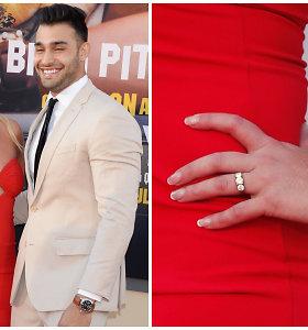 Ant Britney Spears bevardžio piršto suspindęs žiedas užminė mįslę: ar atlikėja susižadėjo?