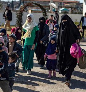 Rusija repatrijavo 26 vaikus iš Sirijos pabėgėlių stovyklos